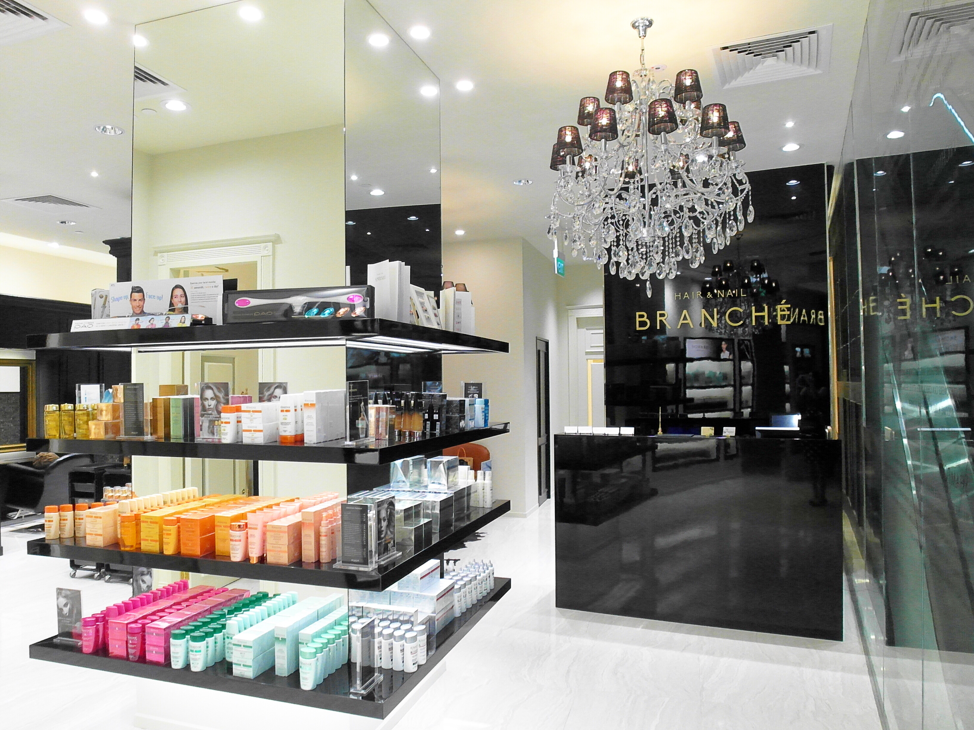 BRANCHÉ- The Japanese Hair & Nail Salon Review – Sharon A Chia