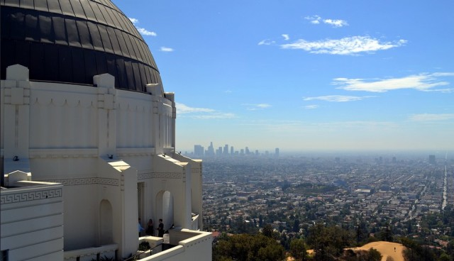 La- Griffith Observatory