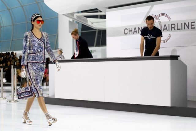 Chanel Airlines Fashion 01