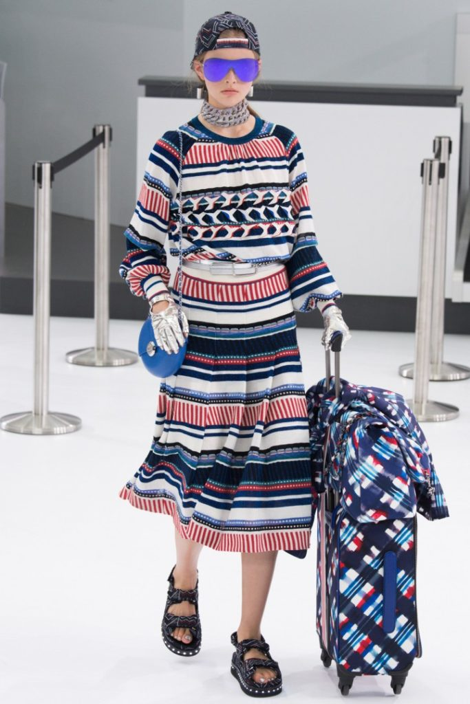 Chanel Airlines Fashion